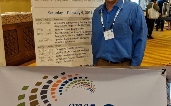 Feb 2019: AO North America Leaders Meeting, Palm Desert, CA Feb 2019: AO North America Leaders Meeting, Palm Desert, CA